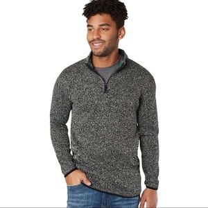 Calvin Klein Jeans Men's 1/4 Quarter Zip Sweater